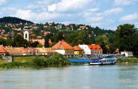 dunai hajózás és hajóutak Szentendrére
