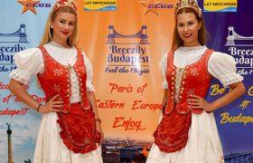 Dunai folklór városnéző hajó Budapest,